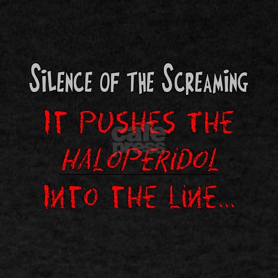 Silence of the screaming