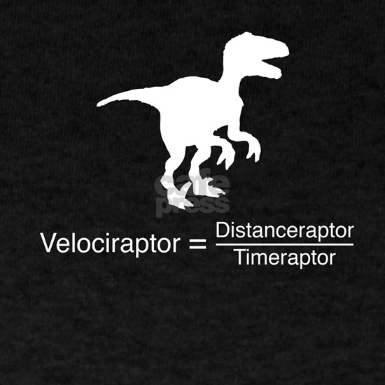 velociraptor funny science