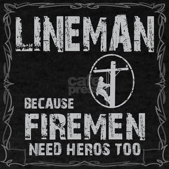 lineman because 1