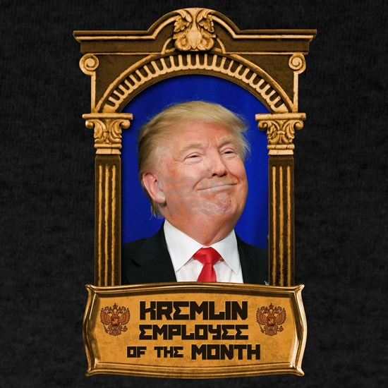 Kremlin Employee of the Month