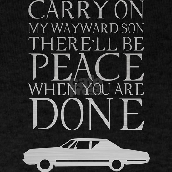 supernatural carry on