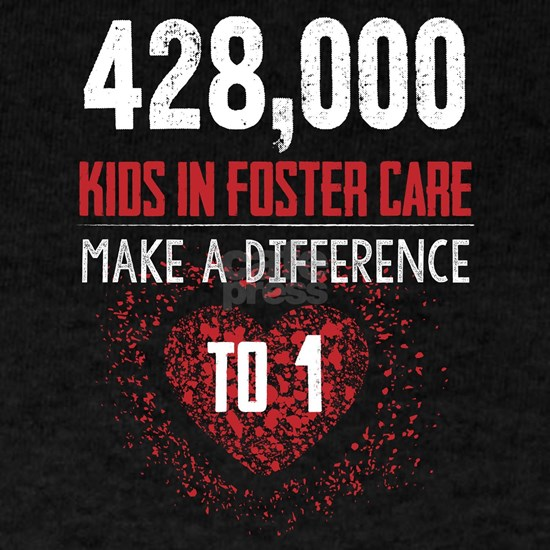 Make a Difference to a Foster Child