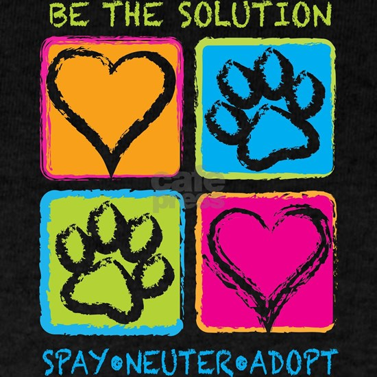 Be The Solution Squares