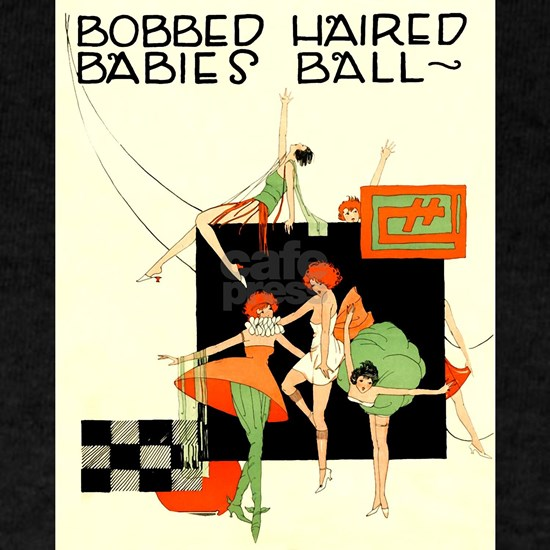 Bobbed Haired Flappers