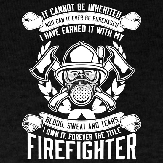 Firefighter Tshirts