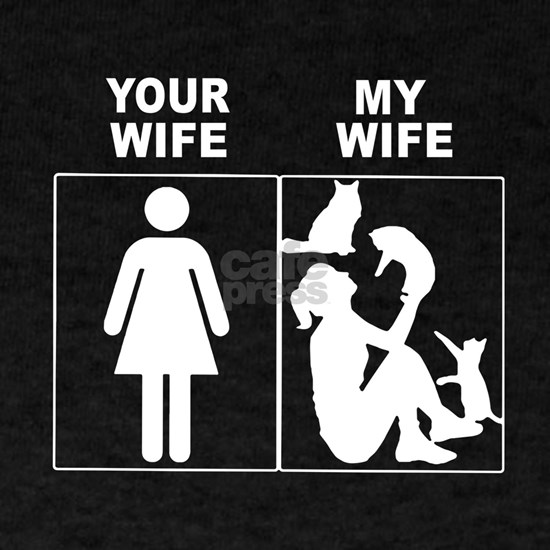 Your wife my wif
