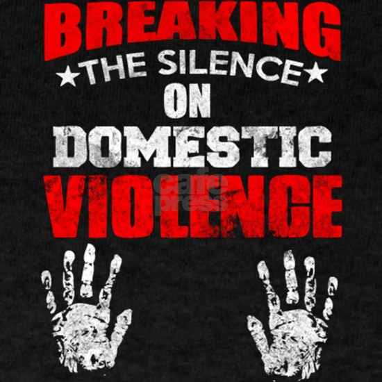 Domestic Violence Awareness T Shirt