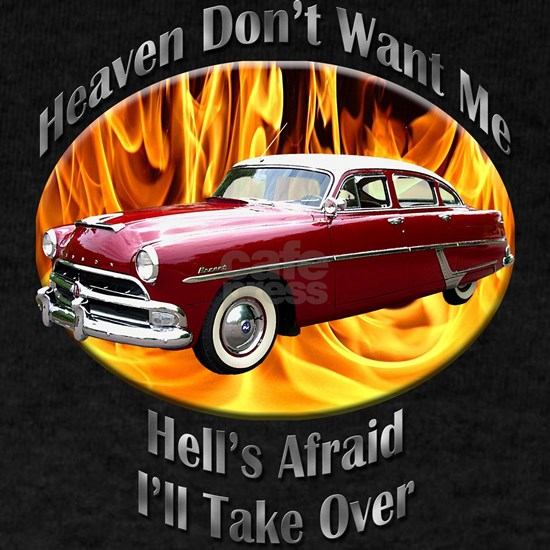 Hudson Hornet Heaven Don't Want Me