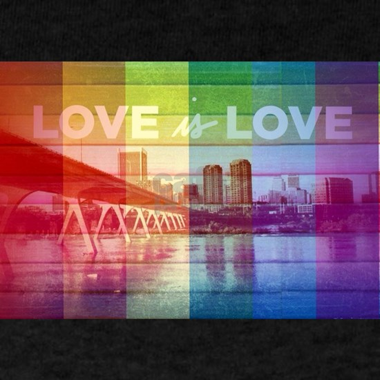 RVA SKYLINE, RAINBOW LOVE IS LOVE