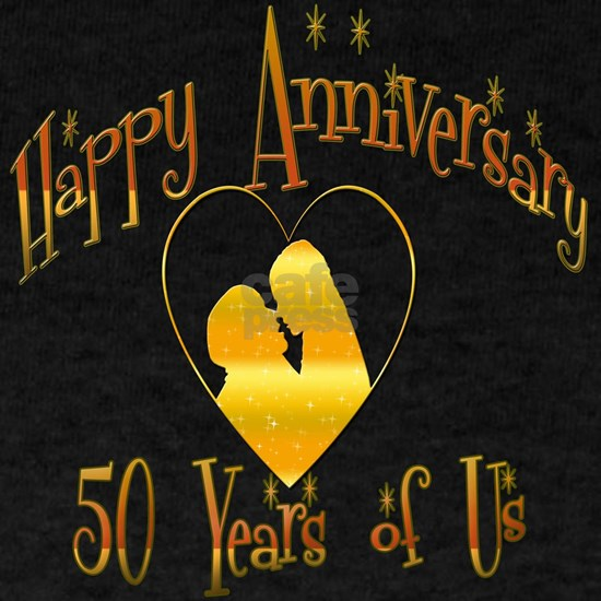 happy anniversary heart 50