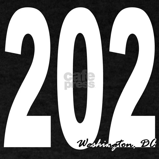 202 Washington DC Area Code
