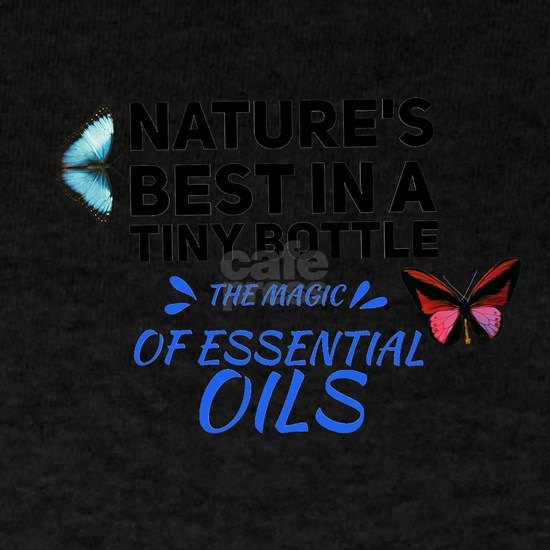 Nature's best in a Tiny Bottle, Essential Oils