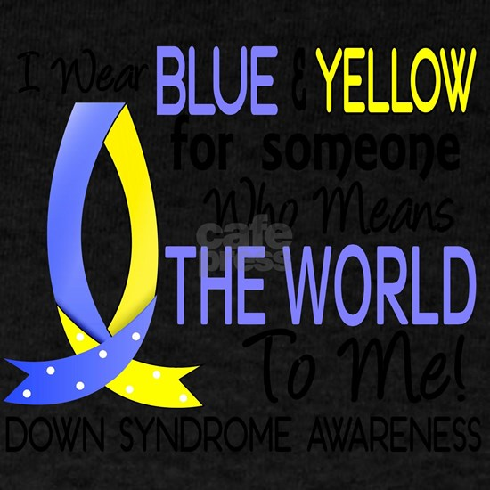 D Means The World To Me Down Syndrome
