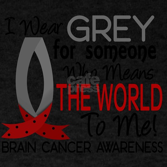 D Means The World To Me Brain Cancer