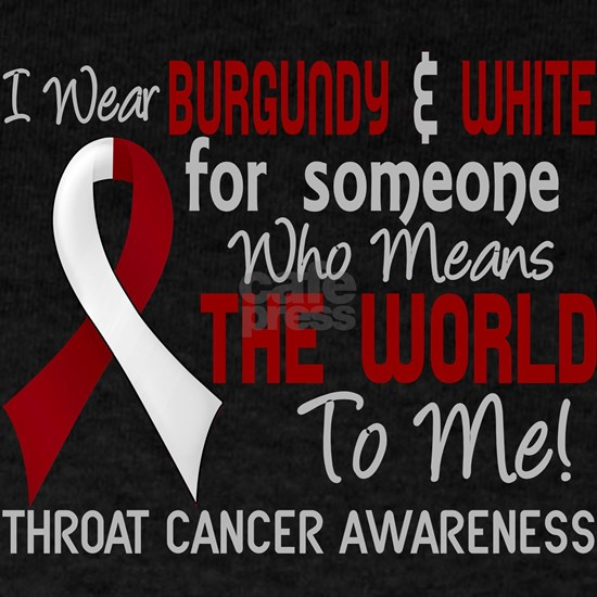 - Throat Cancer Means World To Me 2D