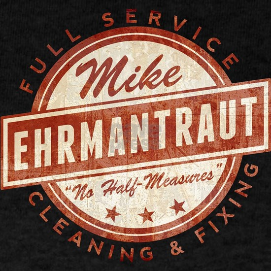 Retro Mike Ehrmantraut Cleaner