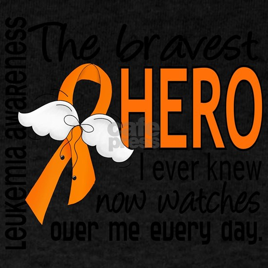 D Leukemia Bravest Hero I Ever Knew