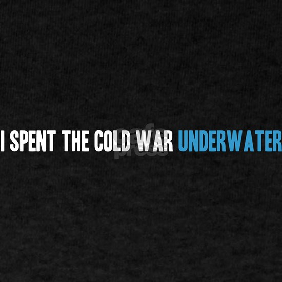 I spent the Cold War underwater