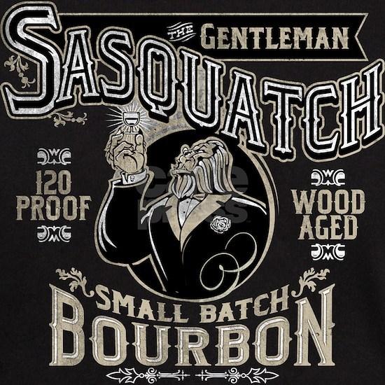 Gentleman Sasquatch Small Batch Bourbon