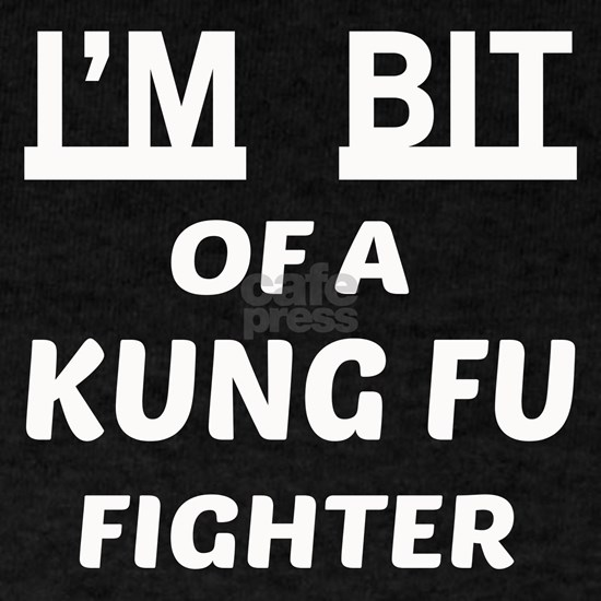 I am bit of a Kung Fu Fighter