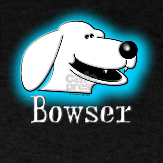 Bowser Glowing Sky Blue