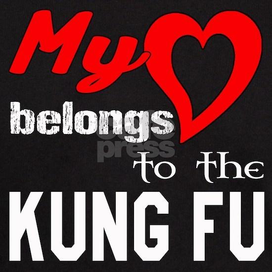 My Heart Belongs To The Kung Fu