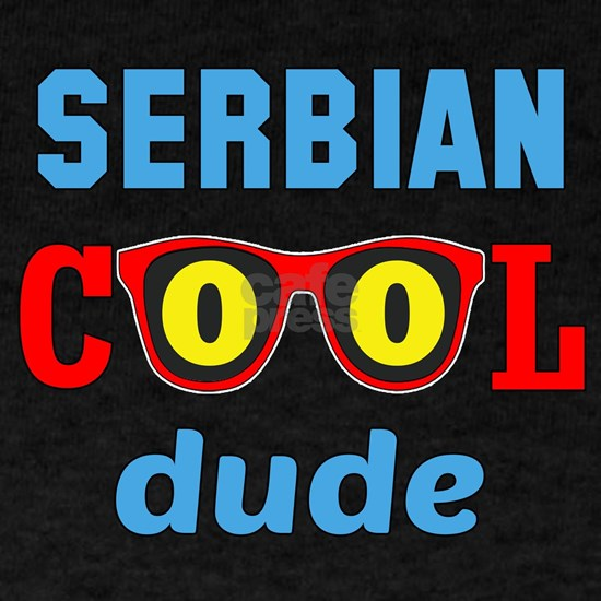 Serbian cool dude