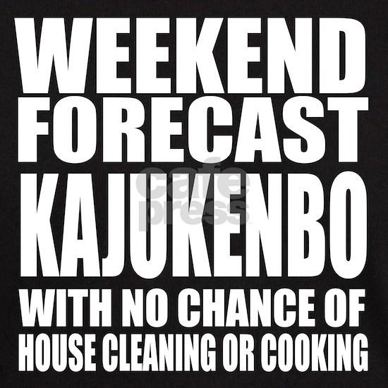 Weekend Forecast Kajukenbo