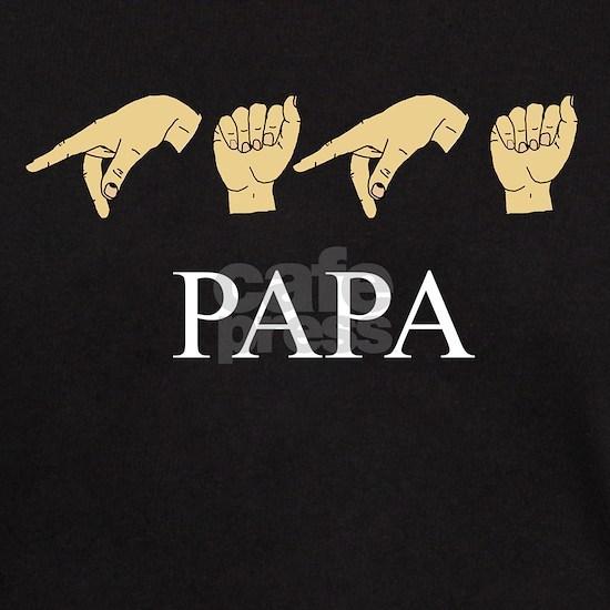 papadrawnhandsdarkshirt