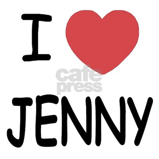 I heart JENNY