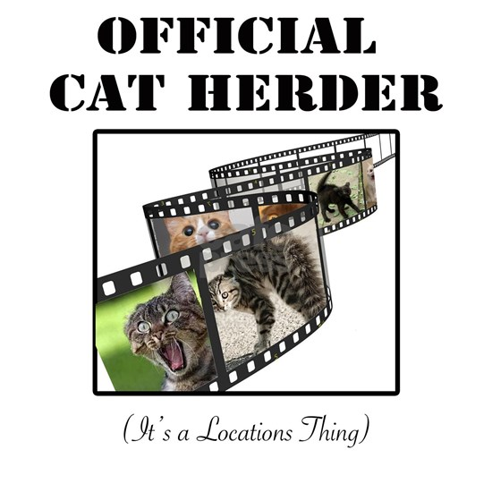 Official Cat Herder