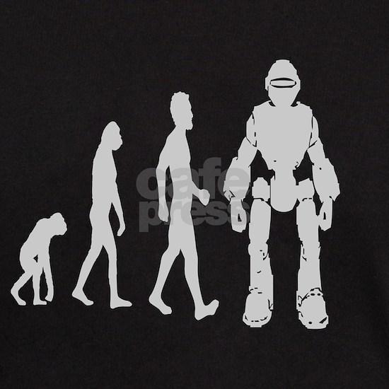 Sheldon Cooper Robot Evolution