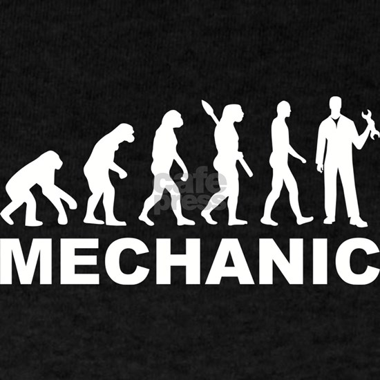 Evolution mechanic