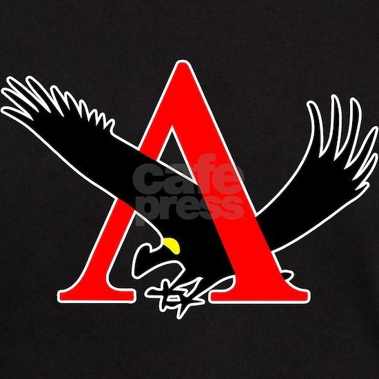 Lambda Alpha Upsilon Logo