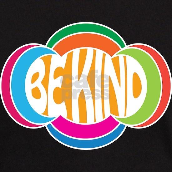 Be Good Be Kind Retro Design