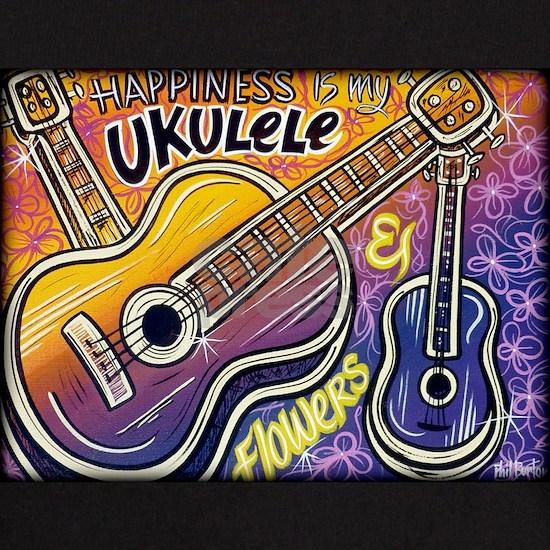 Happiness is My Ukulele