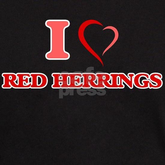 I Love Red Herrings