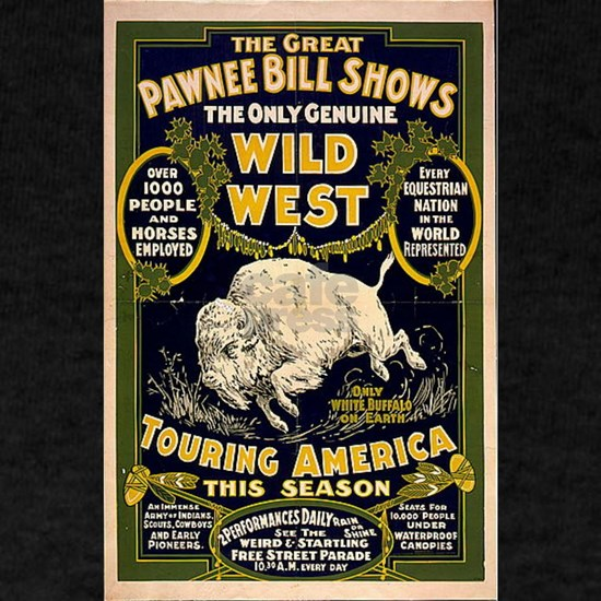 pawnee bill shows