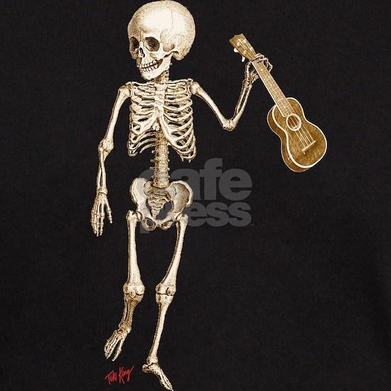 Ukulele Skeleton
