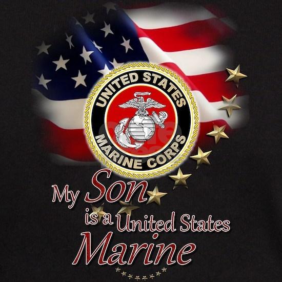 USMC, My Son
