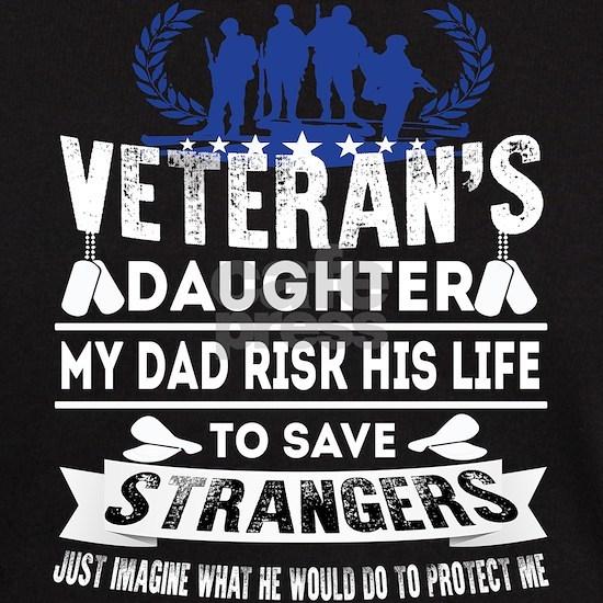 Veteran Daughter T Shirt, Cool Veteran Daughter T