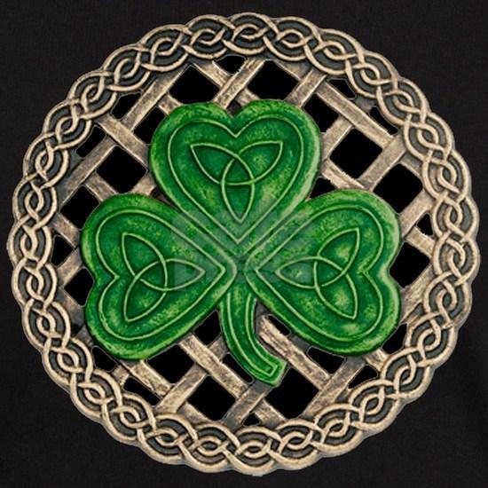 Shamrock And Celtic Knots