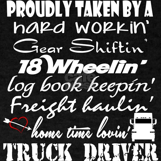 Proudly Taken by a Truck Driver