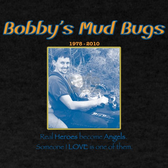 Bobbys Mud Bugs front by Chad Hebert
