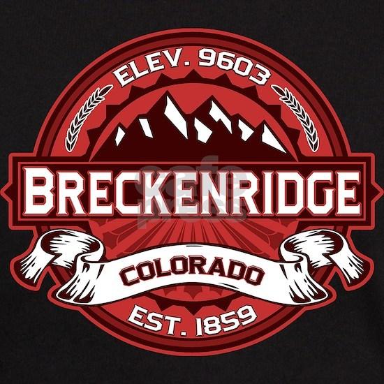 Breckenridge Red For Dark