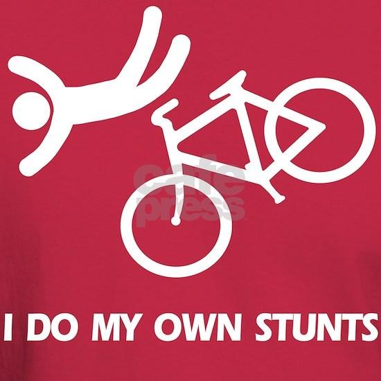 Cycling Biker Accident Stunts