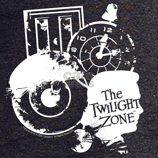 The Twilight Zone Watching Image: Dark Version