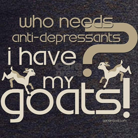 GOATS-Antidepressants