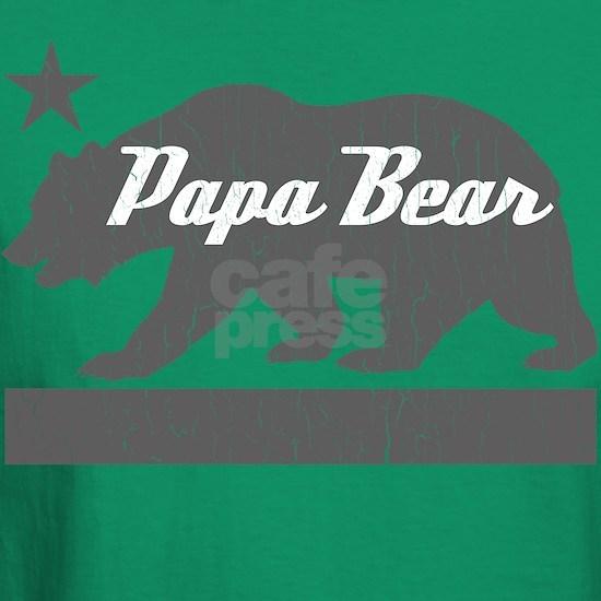 California Bear Family (PAPA Bear)
