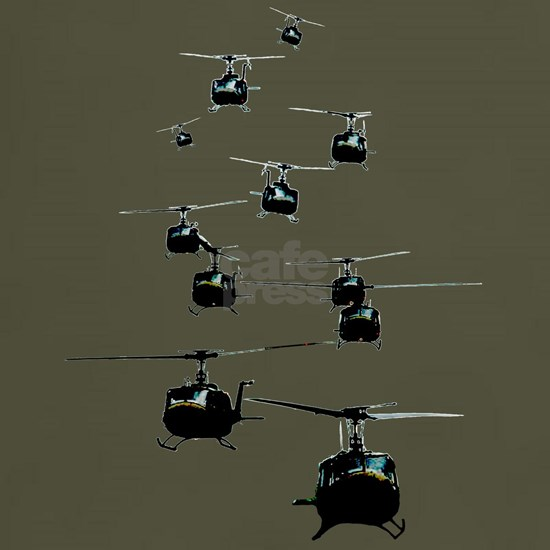 Huey Helicopters